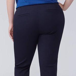 ab9ba23e709f Lane Bryant Pants - Lane Bryant Slacks Allie Smart Stretch Slim Crop